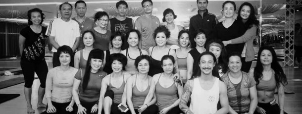 Ashtanga Float 2013-2014