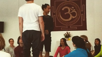 Namaste Yoga Festival 2015